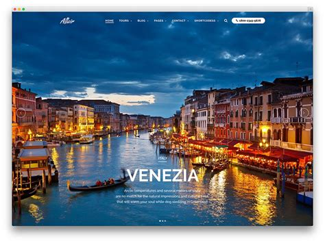 Top Ten WordPress themes for Tourism Industry - Web