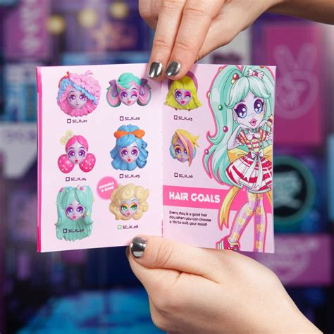 Single Doll Pack - Sweet Circuits - Moose Toys