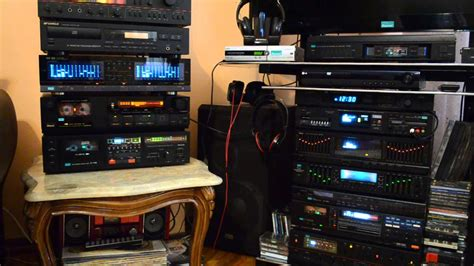 Sansui Home Audio Systems (HD) - YouTube