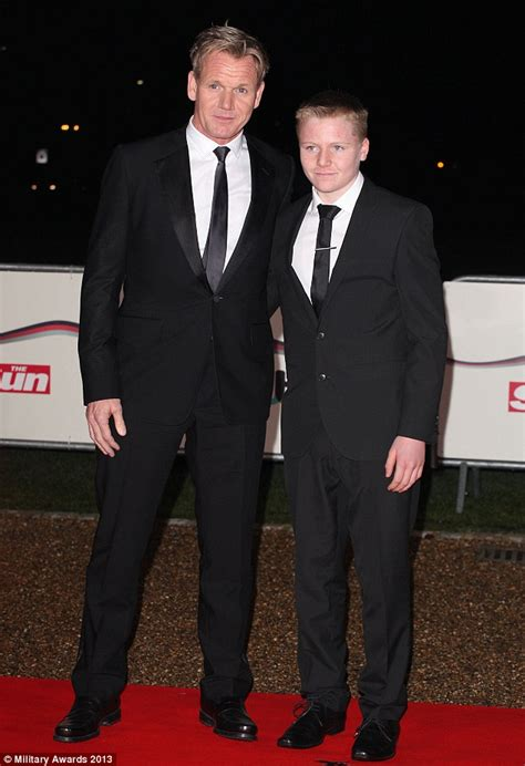 Gordon Ramsay and Jack continue to wear matching clothing
