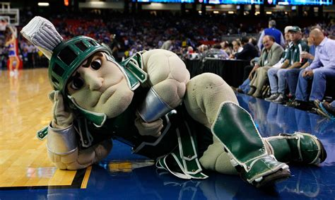 Sparty - Sparty Photos - State Farm Champions Classic - Zimbio