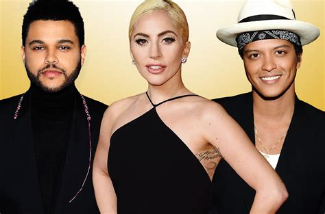 Grammys 2018: The Weeknd, Lady Gaga & More Early
