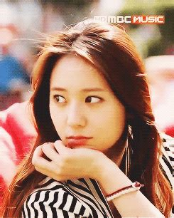 do you believe in magic of gifs?   jung krystal