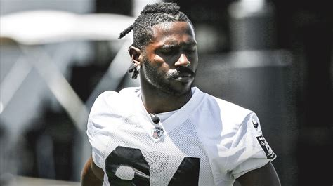 Antonio Brown Antics Could Lead to Loss of Football Career