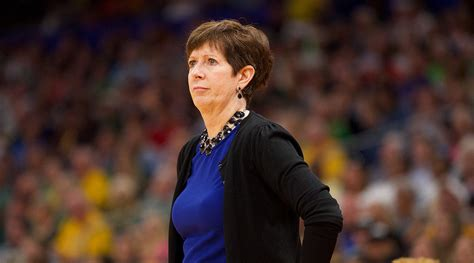 Muffet McGraw: Notre Dame coach champions equality