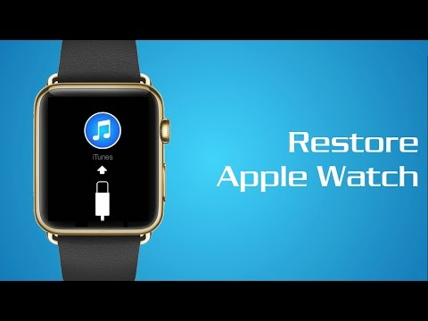 Updating or Backing Up your Apple Watch from iTunes? Read
