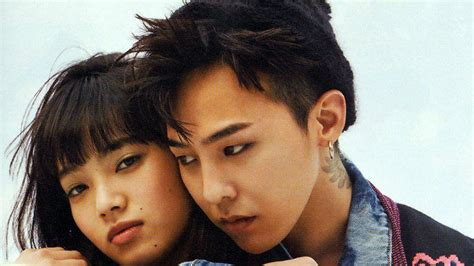 G-Dragon's alleged girlfriend rumoured to be dating