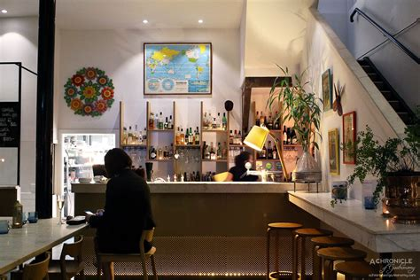 Mr Lawrence | Port Melbourne | A Chronicle of Gastronomy