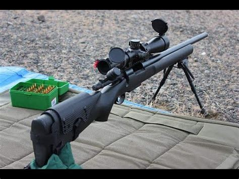 LOAD DEVELOPMENT FOR REMINGTON 700 SPS TACTICAL 308 - YouTube