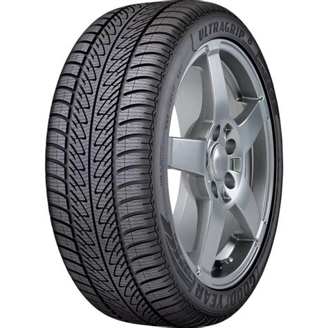 The Goodyear Ultra Grip 8 Keeps You On The Road This