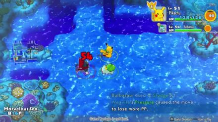 List of Dungeons | Pokemon Mystery Dungeon DX Switch|Game8