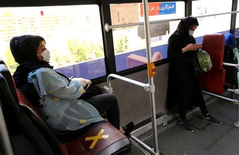 Iran no longer 'in the red' as coronavirus death rate