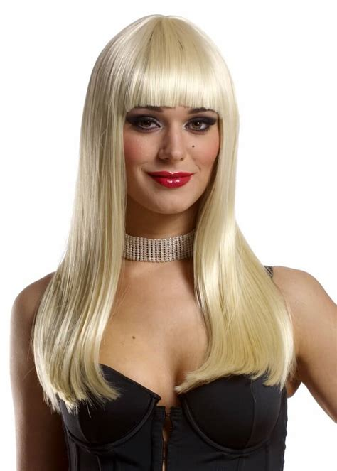 Deluxe Blonde Mistress Wig - Candy Apple Costumes - Pop