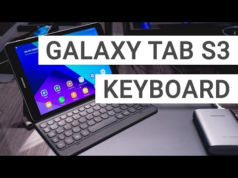 Samsung Galaxy Tab S3 is the first interesting Android