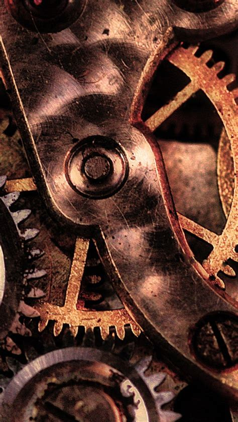 Steampunk iPhone Wallpapers - Top Free Steampunk iPhone