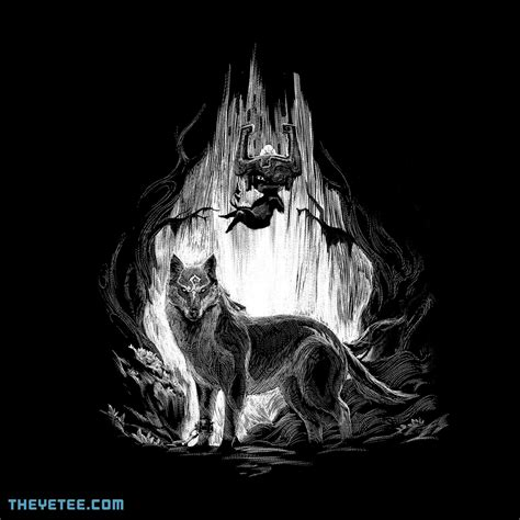 Twilight from The Yetee | Day of the Shirt