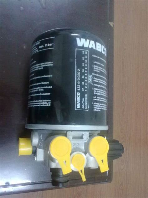 WABCO Air Dryer assy 4324101020 for Volvo, Mercedes benz