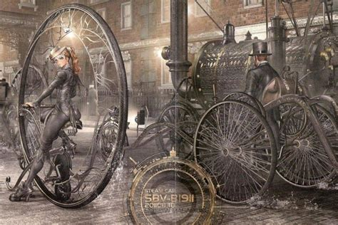 Steampunk Backgrounds ·① WallpaperTag