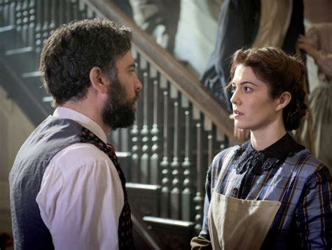Many shades of gray and blue in 'Mercy Street' - SFGate