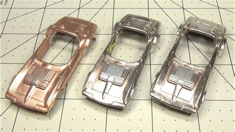 """A Guide to Copper, Nickel and """"Chrome"""" Plating a Hot"""