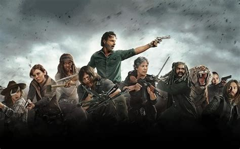 The Walking Dead: why falling ratings, on-set tragedy and